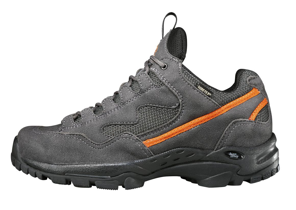 Hanwag Performance XCR Dark Grey – Anthrazit-30