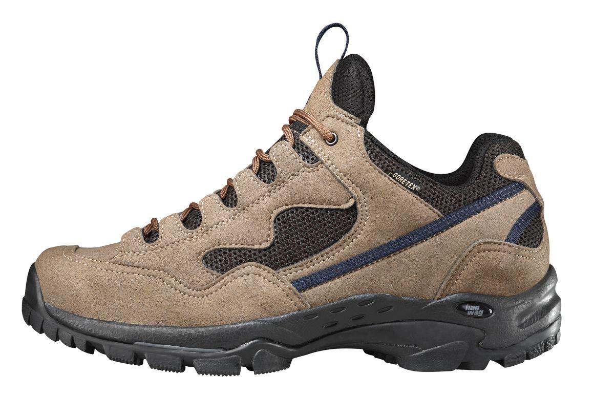 Hanwag - Performance Lady XCR Tan – Gemse - Hiking Shoes - UK  9