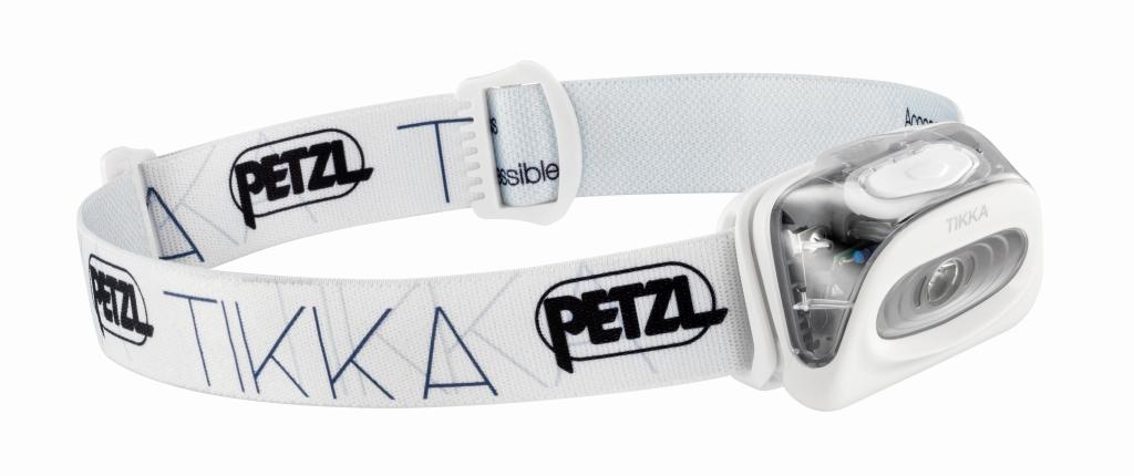 Petzl Tikka Blanc-30