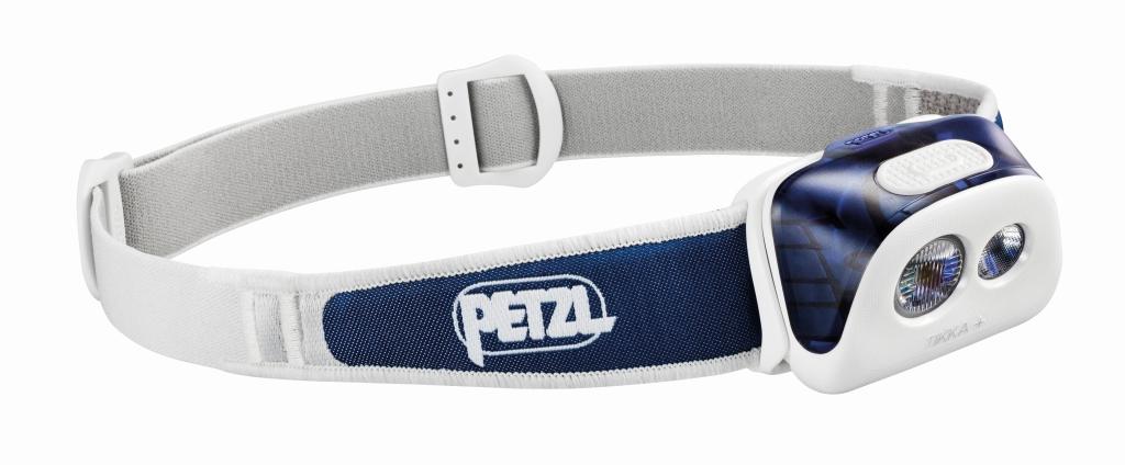Petzl Tikka + Bleu-30