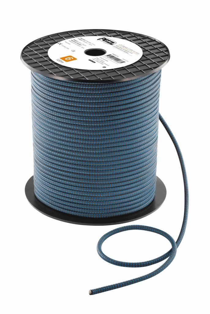 Petzl Cordelette 120 cm – 6 Mm Bleu/noir-30
