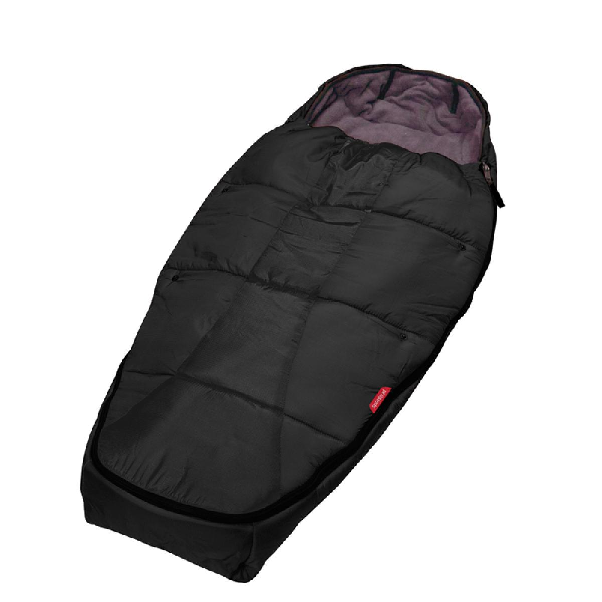 Sleeping bag BLACK-BLACK-30