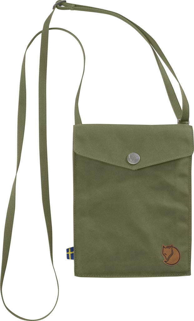 FjallRaven Pocket Green-30