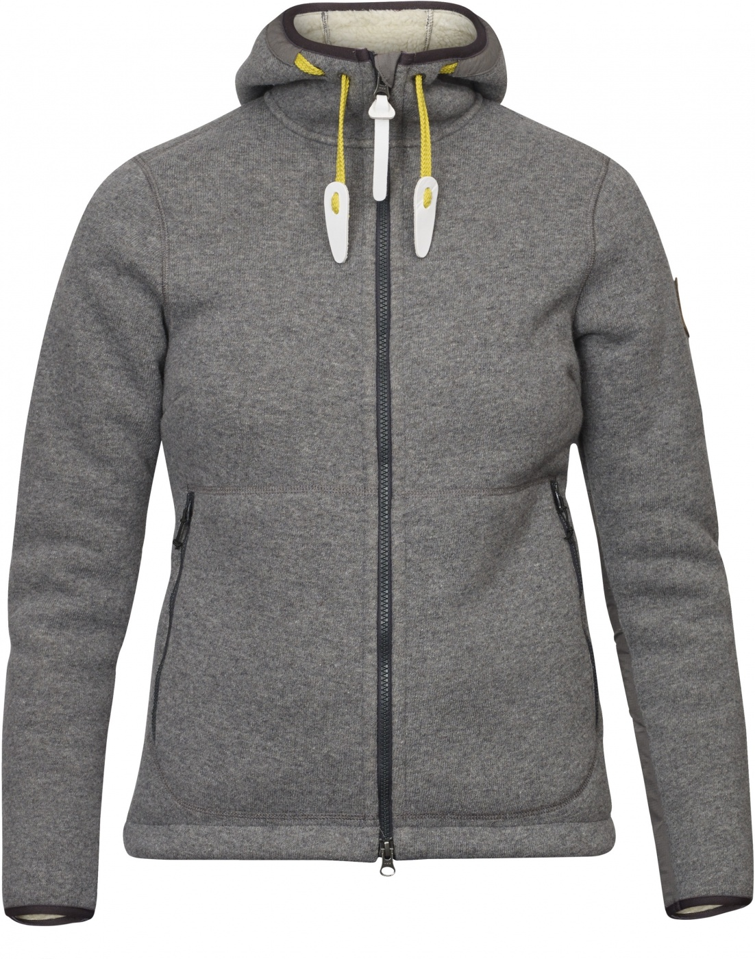 FjallRaven Polar Expedition Fleece W Grey-30