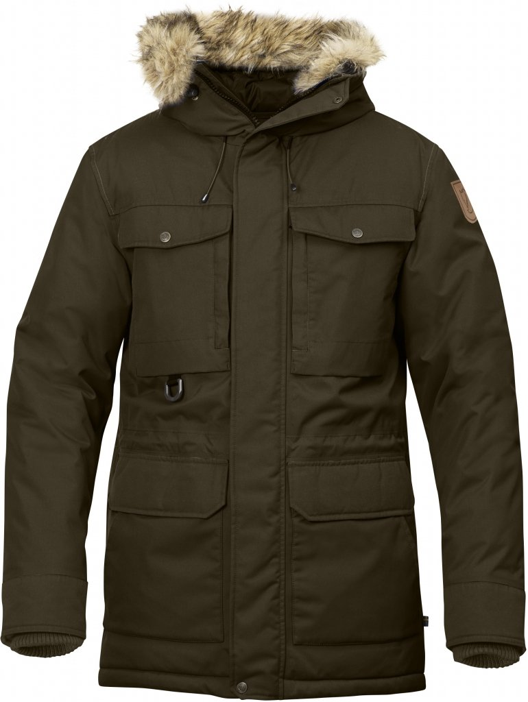 FjallRaven Polar Guide Parka Dark Olive-30