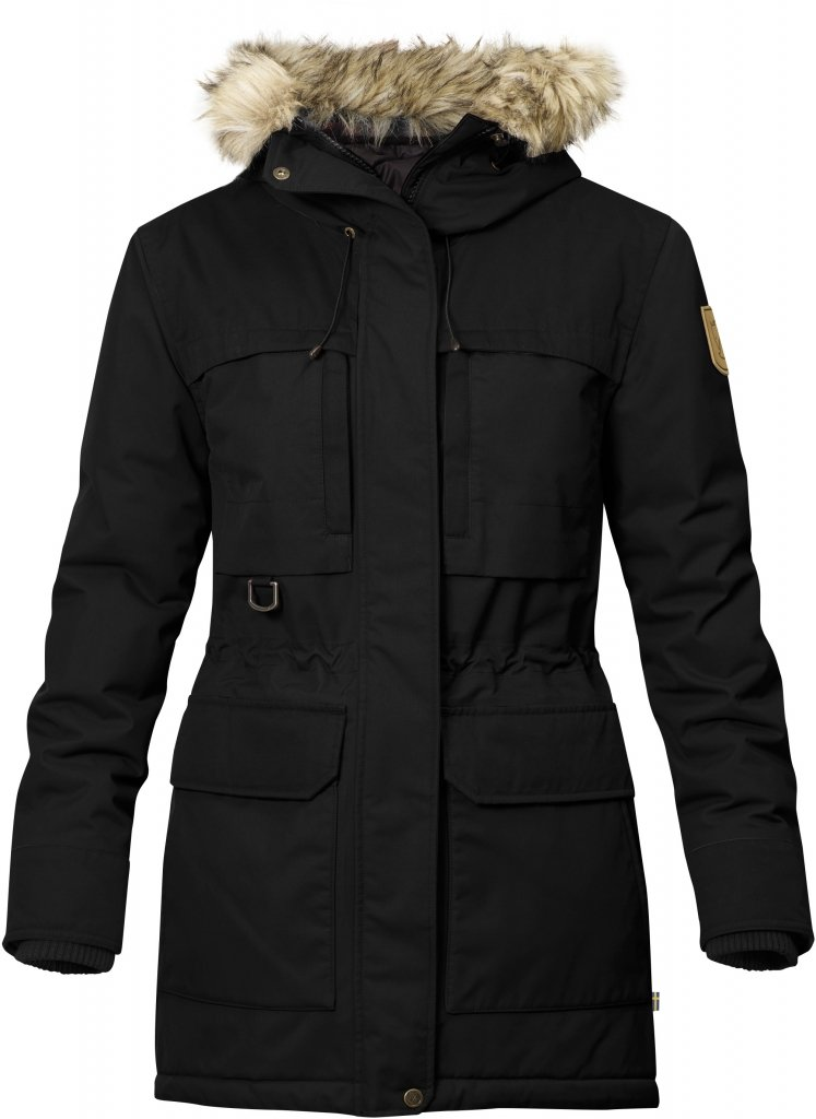 FjallRaven Polar Guide Parka W Black-30