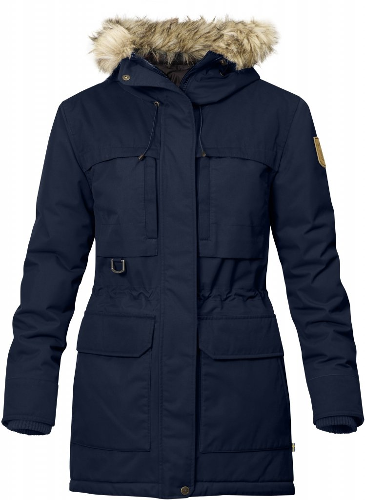 FjallRaven Polar Guide Parka W Dark Navy-30