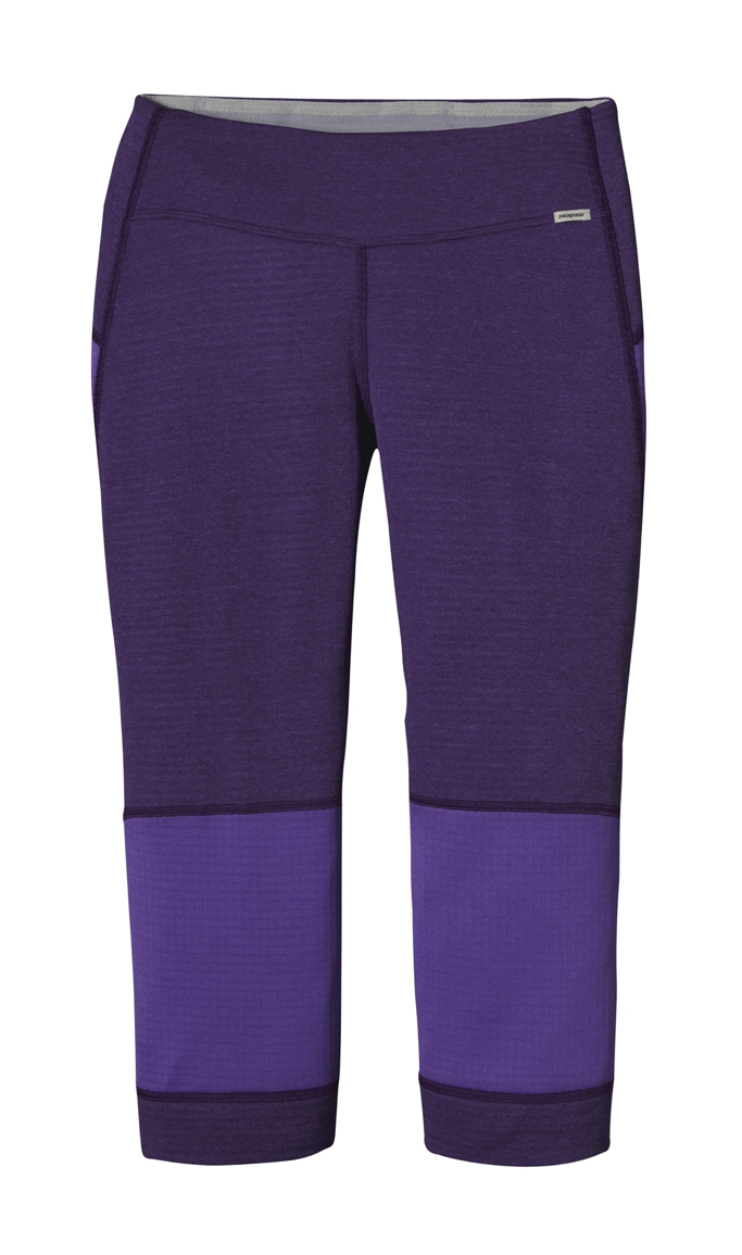 Patagonia - Cap 4 Pro Boot Bottoms Tempest Purple - Violetti - Pants - S