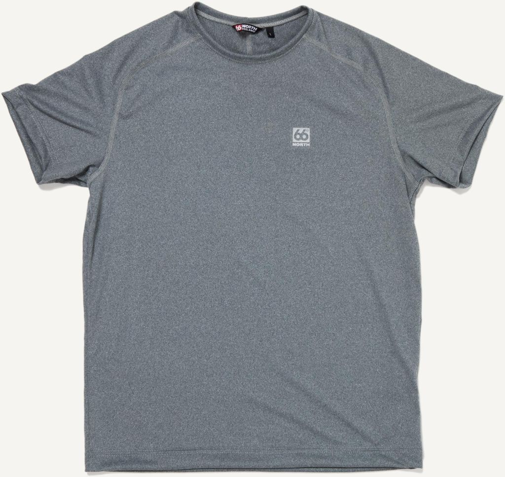 Atli T-shirt Heather Grey-30
