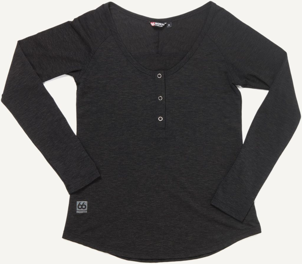 Unnur Women´s Long Sleeve Black-30