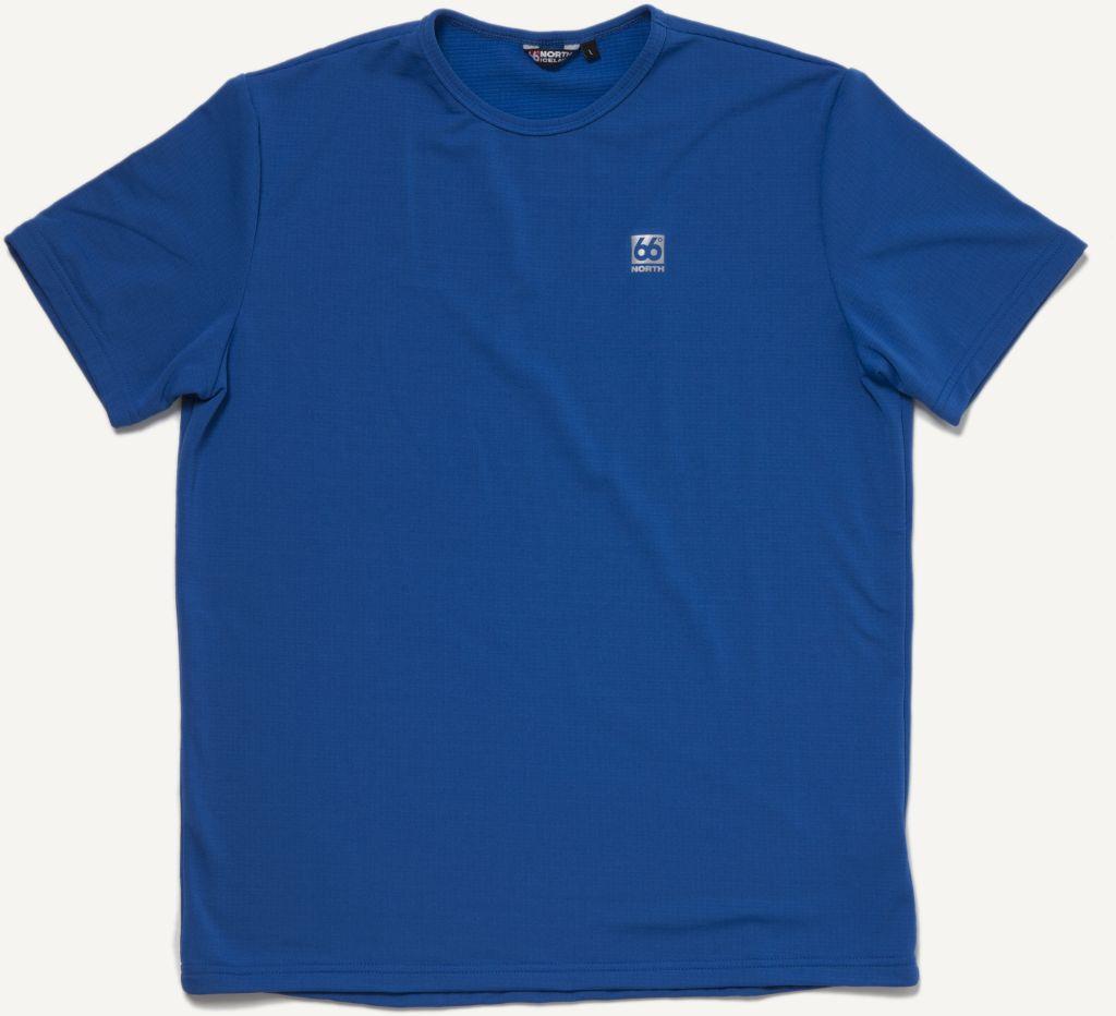 Grettir T-shirt Sky Blue-30