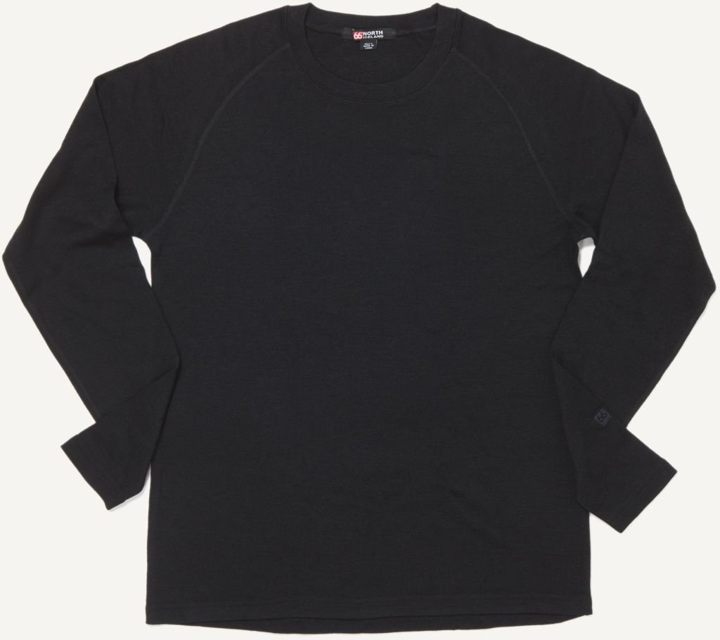 Basar Women´s Crew Neck Black-30