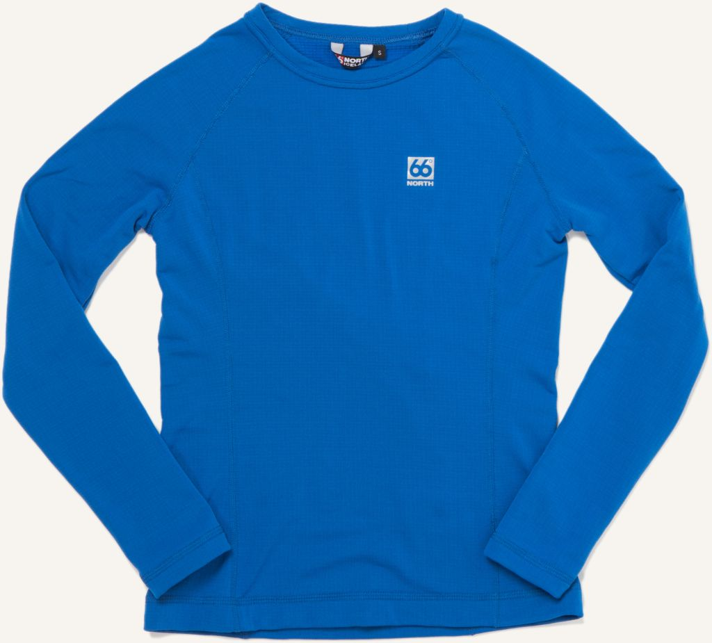 Grettir Women´s Long Sleeve Sky Blue-30