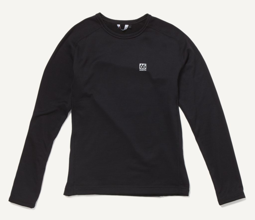 Grettir Long Sleeve Black-30