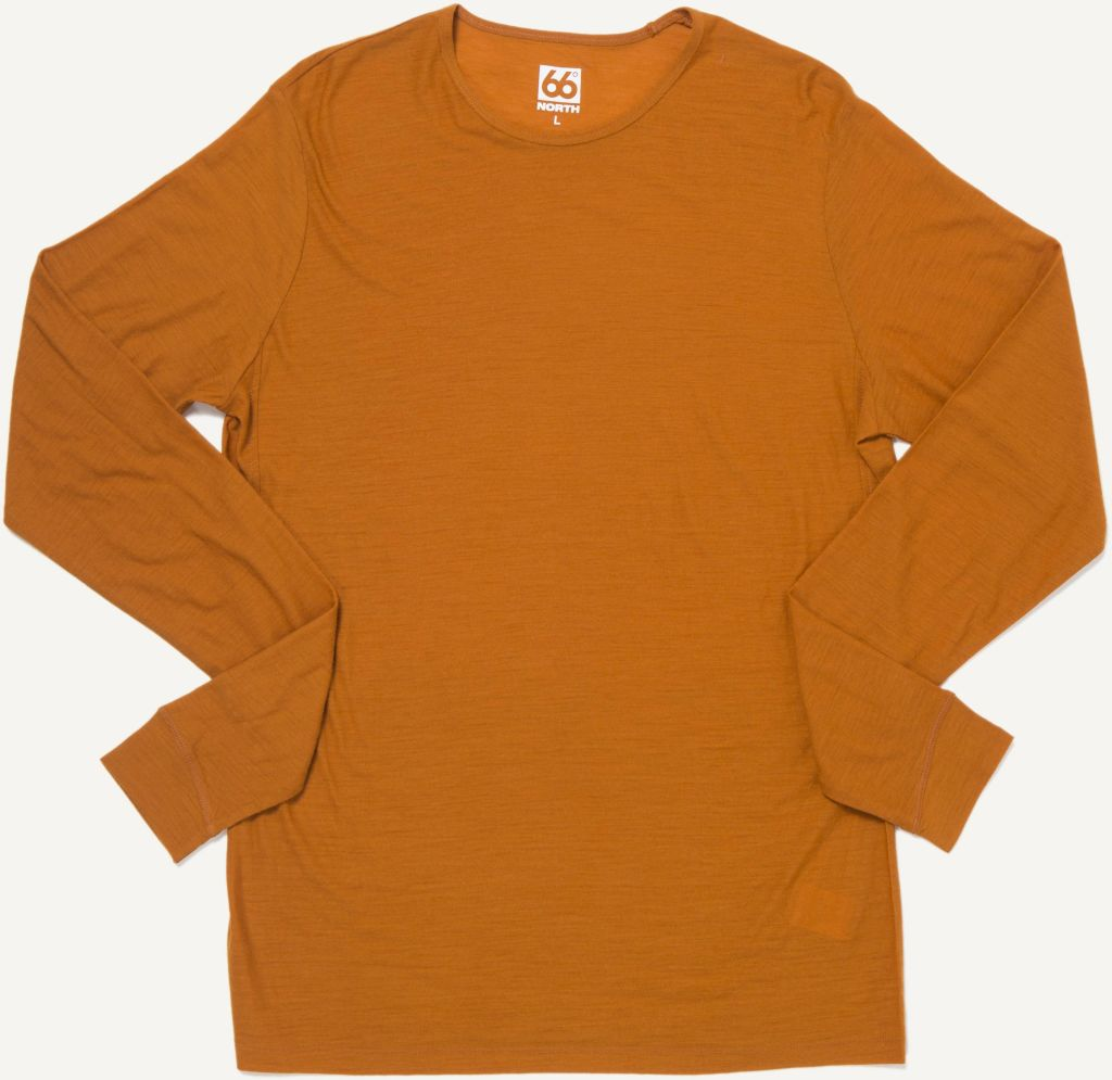 Skogar Long Sleeve Burnt Orange-30
