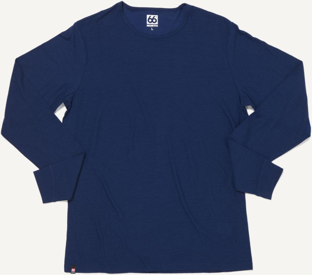 Skogar Long Sleeve Lisbon blue-30