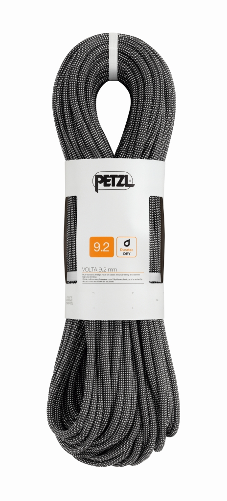 Petzl Volta 50 Meter Black-30