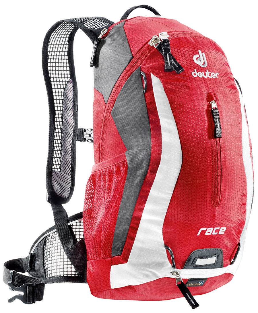 Deuter Race fire-white-30