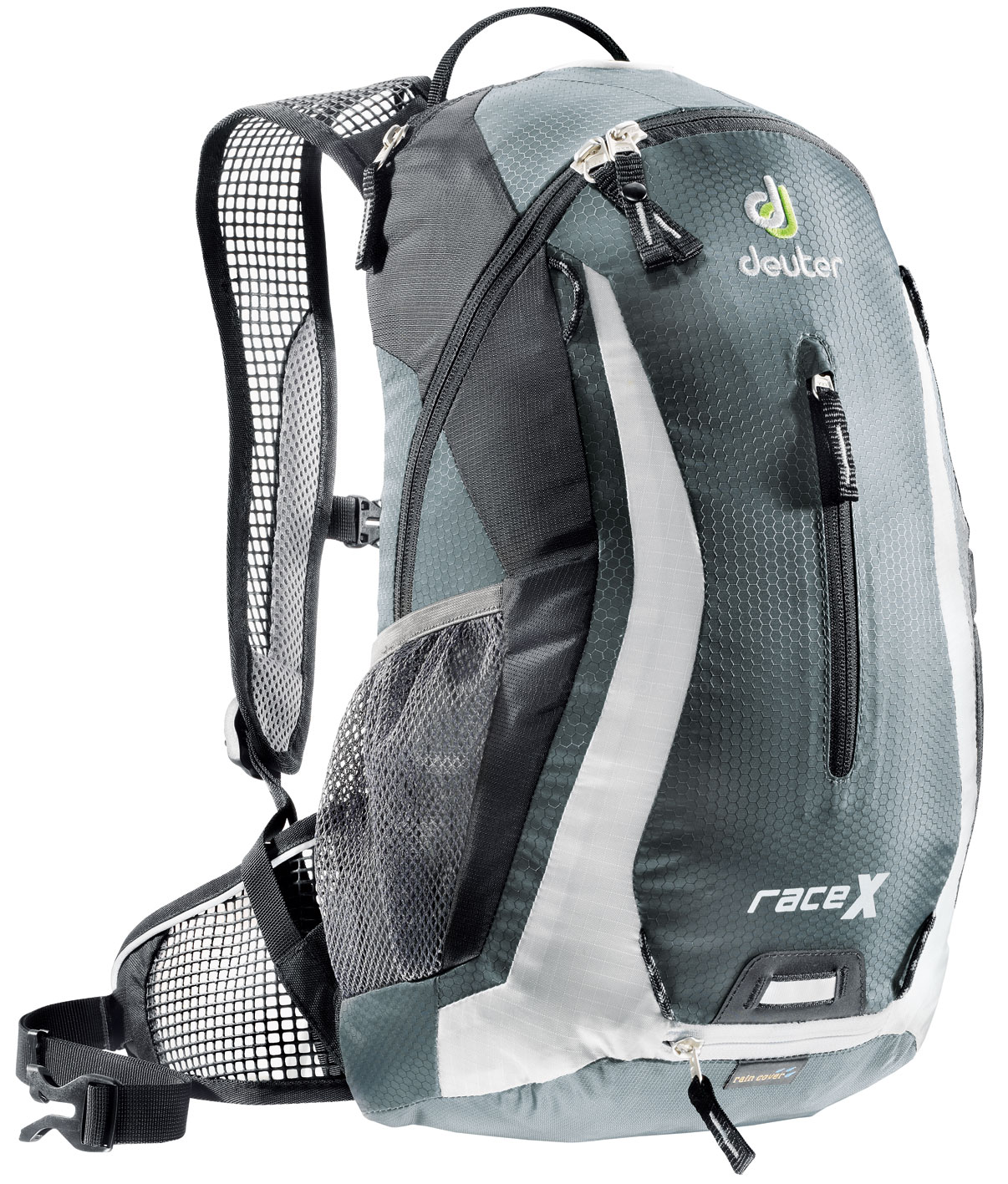 Deuter Race X granite-white-30