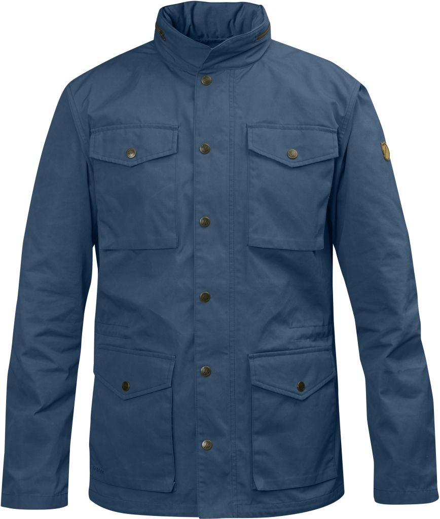 FjallRaven Räven Jacket Uncle Blue-30