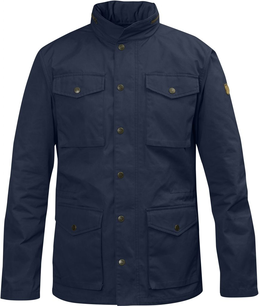 FjallRaven Räven Jacket Dark Navy-30