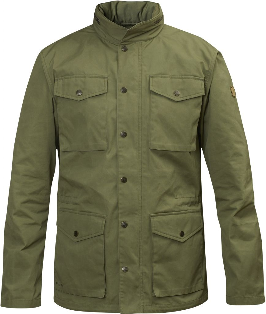 FjallRaven Räven Jacket Green-30