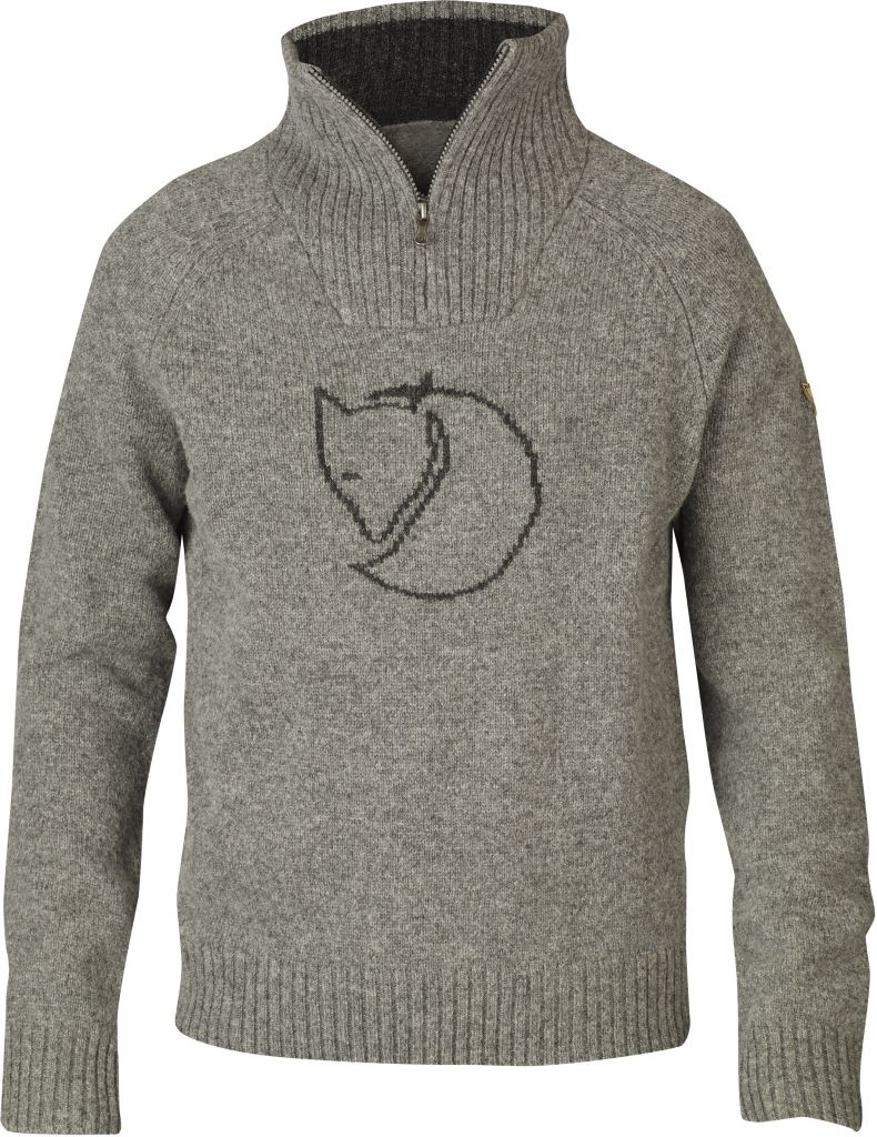 FjallRaven Red Fox Sweater Grey-30