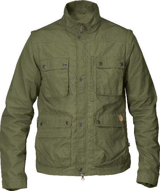 FjallRaven Reporter Lite Jacket Green-30
