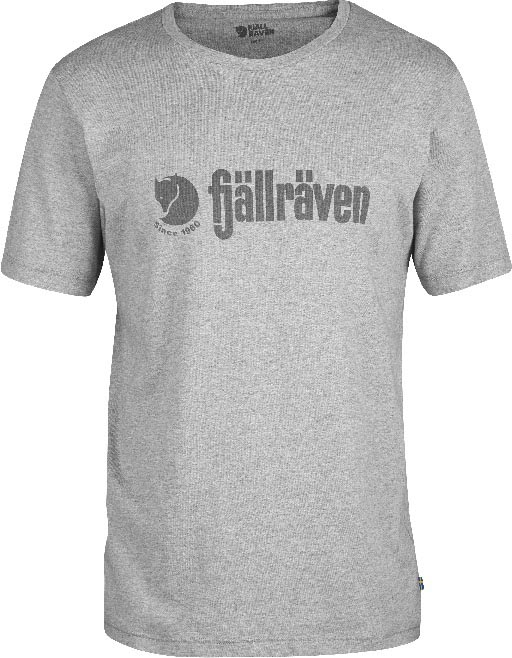 FjallRaven Retro T-shirt Grey-30