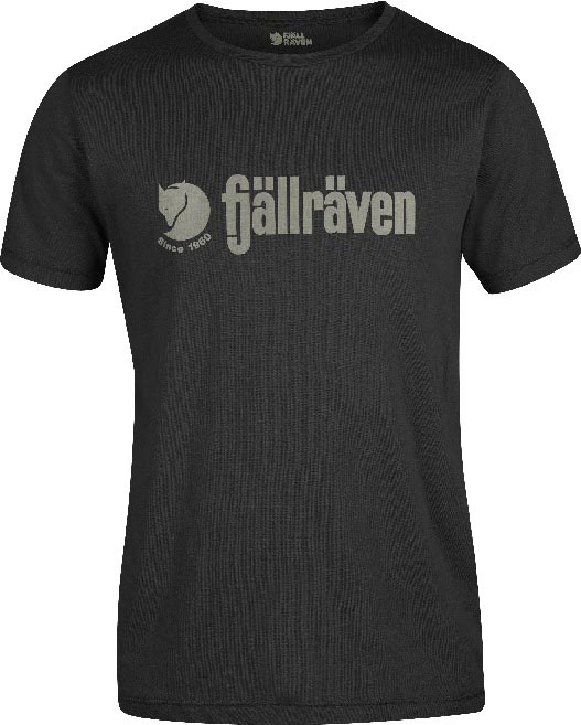 FjallRaven Retro T-shirt Dark Grey-30
