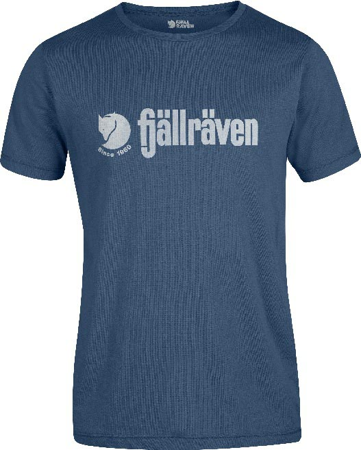 FjallRaven Retro T-shirt Uncle Blue-30