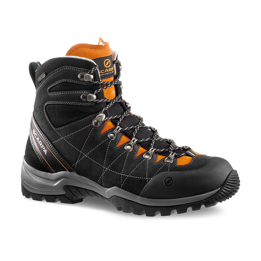 Scarpa R/Evo R-Evolution GTX Anthracite-Papaya-30