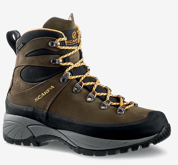 Scarpa R/Evo R-Evolution Plus Gtx Wmn Brown-30
