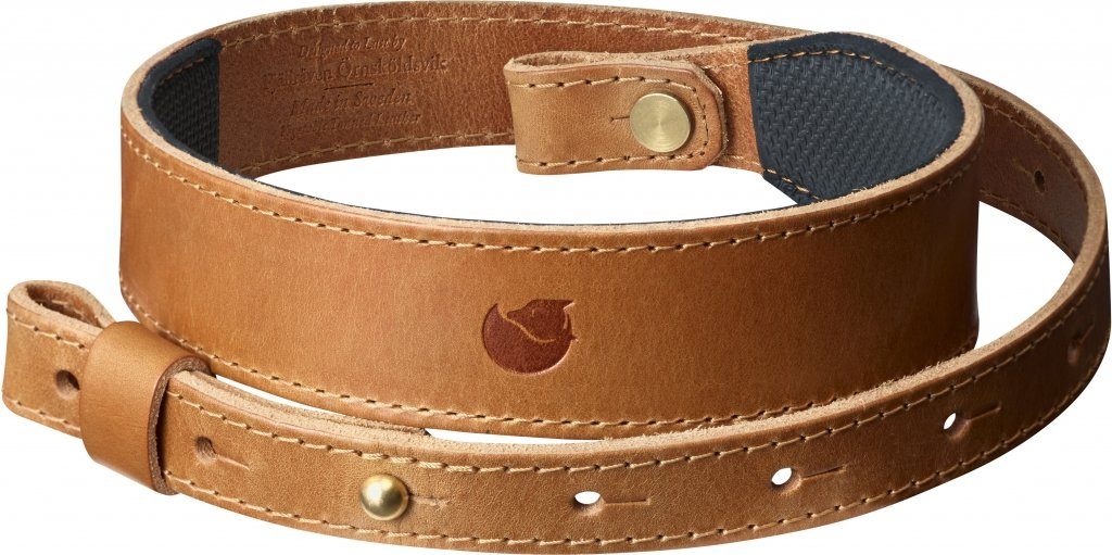 FjallRaven Rifle Leather Strap Leather Cognac-30