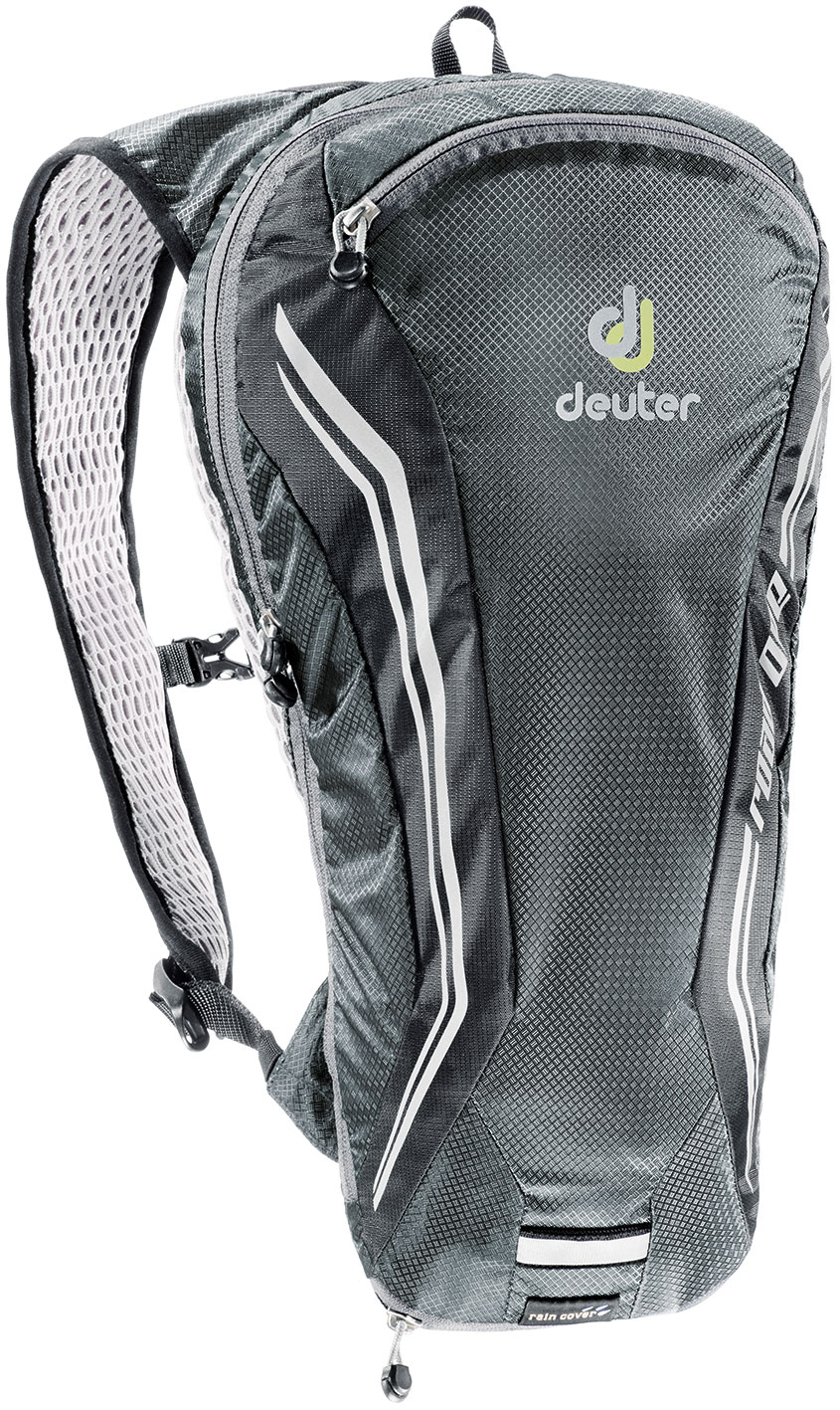 Deuter - Road One granite-black - Bike Backpacks -