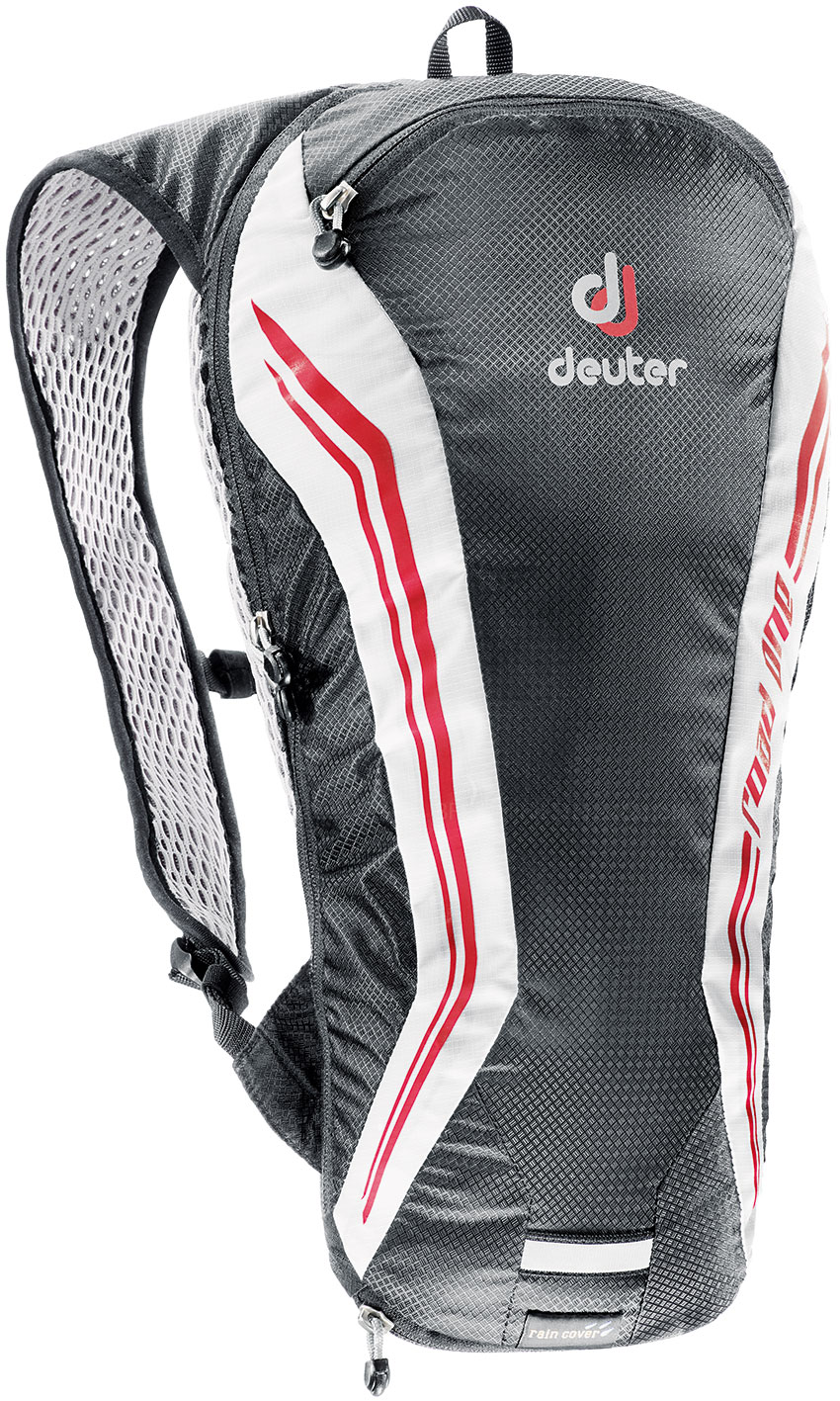 Deuter - Road One black-white - Bike Backpacks -