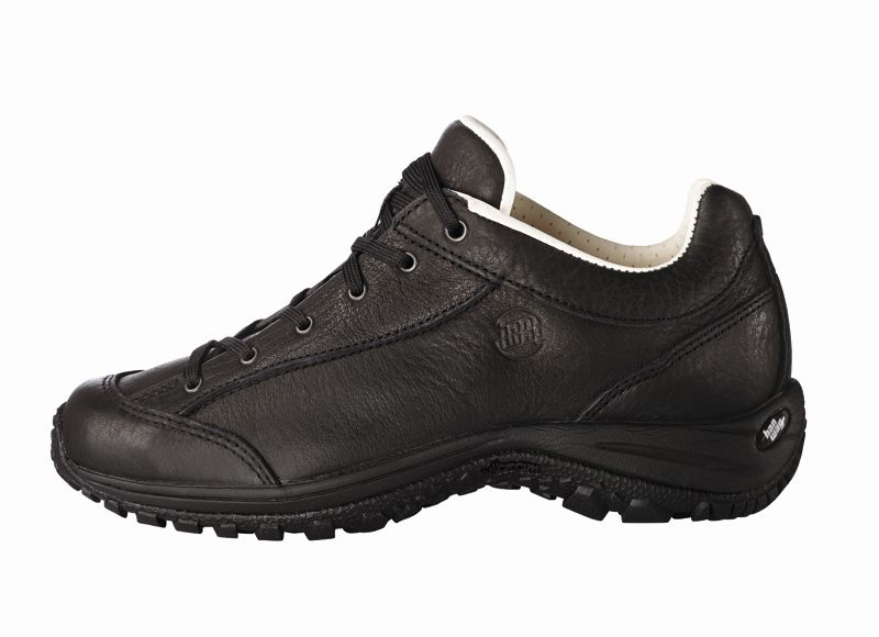 Hanwag - Rombuk Black - Approach Shoes - UK  11