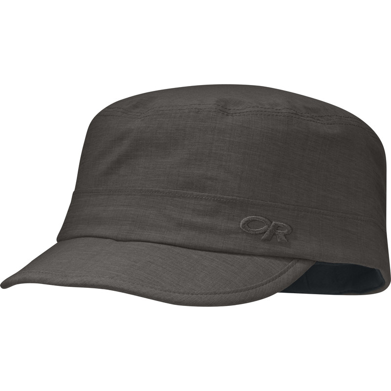 Outdoor Research Moscow Radar Cap 890-CHARCOAL-30