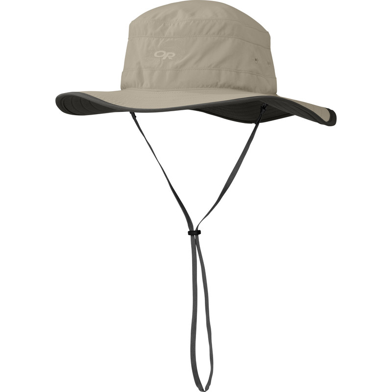 Outdoor Research Women´s Solar Roller Hat Khaki/Dark Grey-30