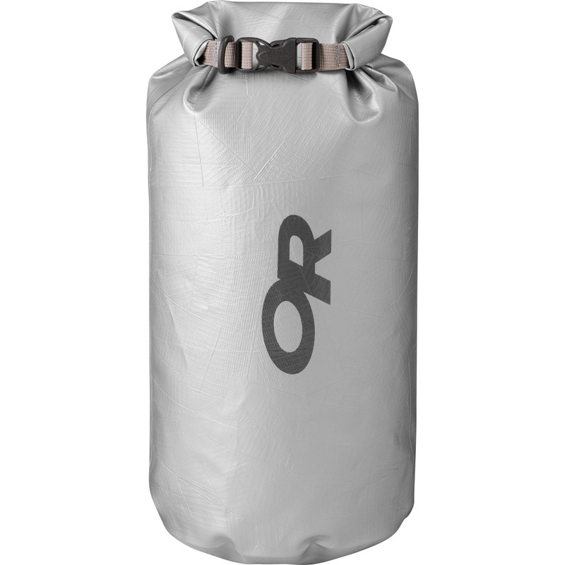 Outdoor Research Duct Tape Dry Bag 10L Silver-30