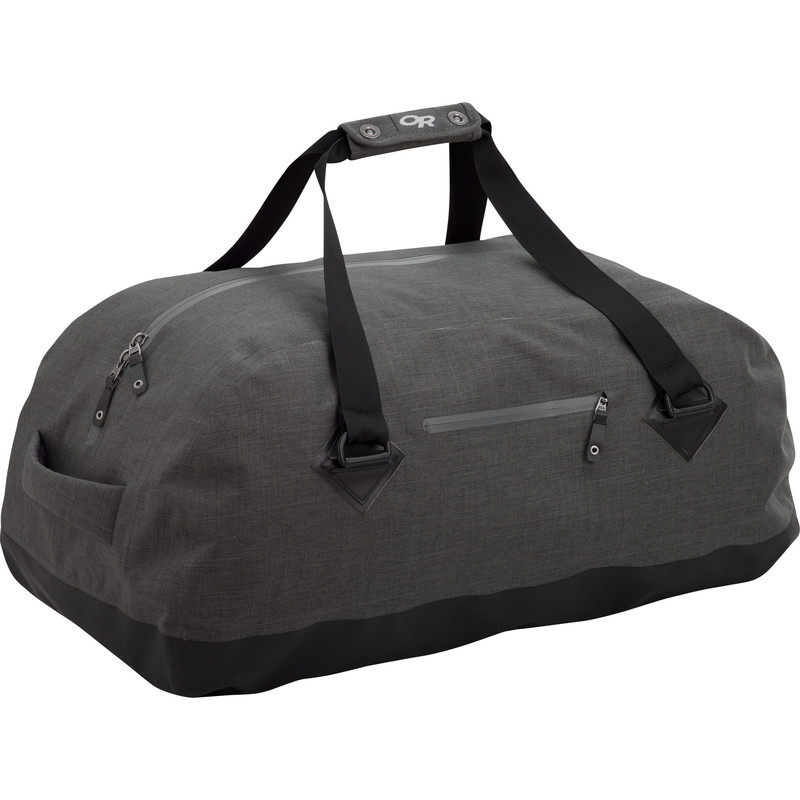 Outdoor Research - Rangefinder Duffel - Large 893-CHARCOAL HEATHER - Duffels -
