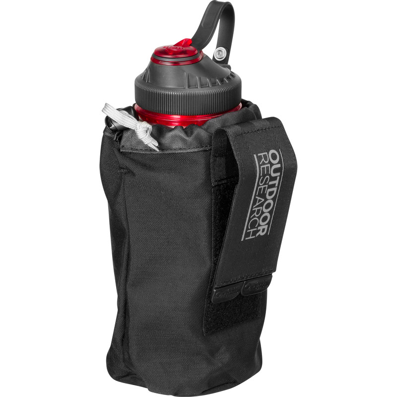 Outdoor Research Water Bottle Tote, 1 LITER Black-30