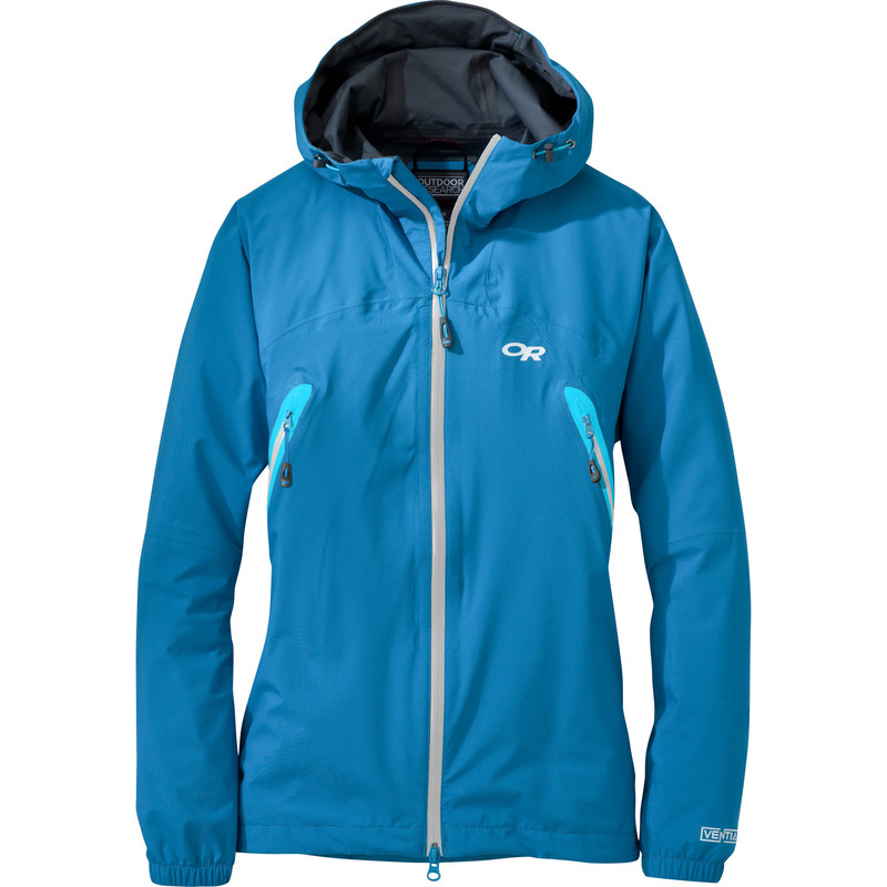 Outdoor Research Women´s Allout Hooded Jacket Hydro-30