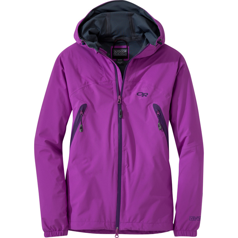 Outdoor Research Women´s Allout Hooded Jacket Ultraviolet-30