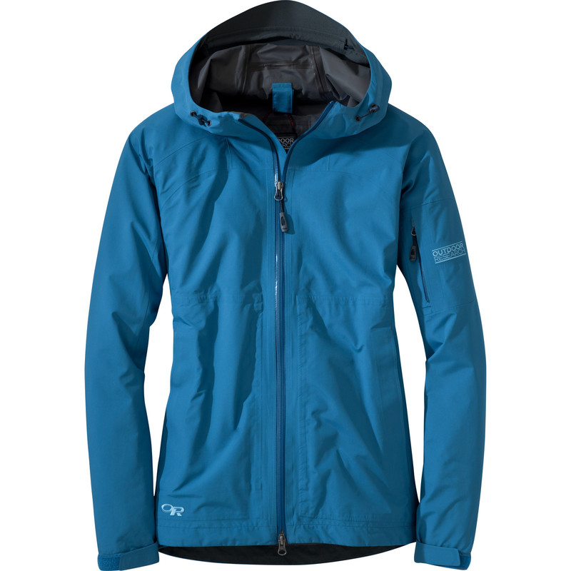 Outdoor Research Women´s Aspire Jacket Cornflower-30