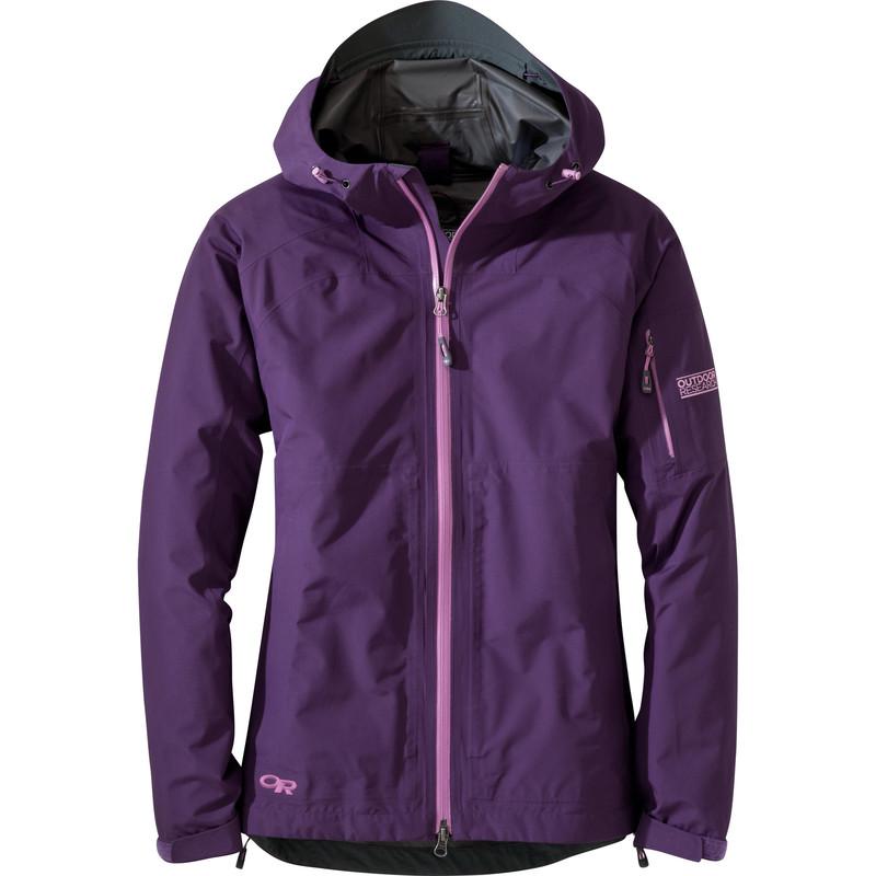 Outdoor Research Women´s Aspire Jacket Elderberry-30