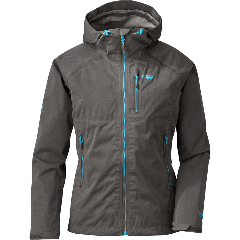 Outdoor Research Women´s Clairvoyant Jacket Charcoal-30