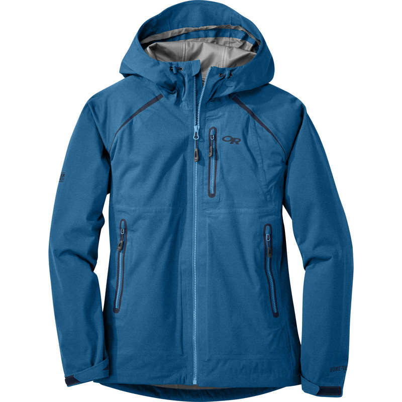 Outdoor Research Women´s Clairvoyant Jacket Cornflower-30