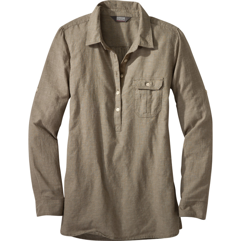 Outdoor Research Women´s Coralie L/S Shirt Cafe-30