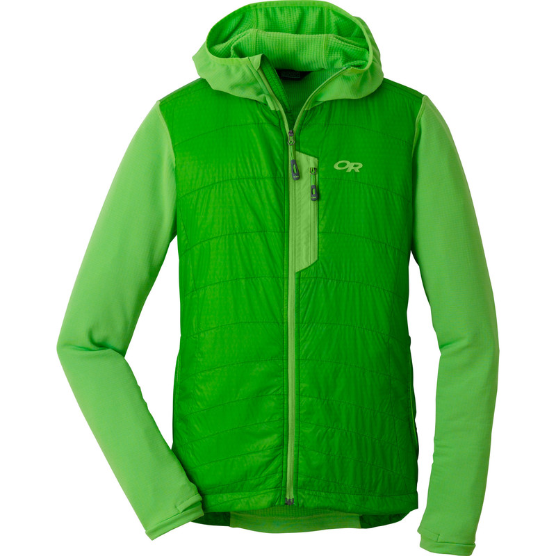 Outdoor Research Women´s Deviator Hoody Flash/Apple-30